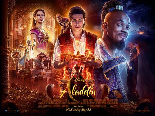 Aladdin (2019) 720p WEB-DL x264 AAC ESub English 1.10GB Download | Watch Online