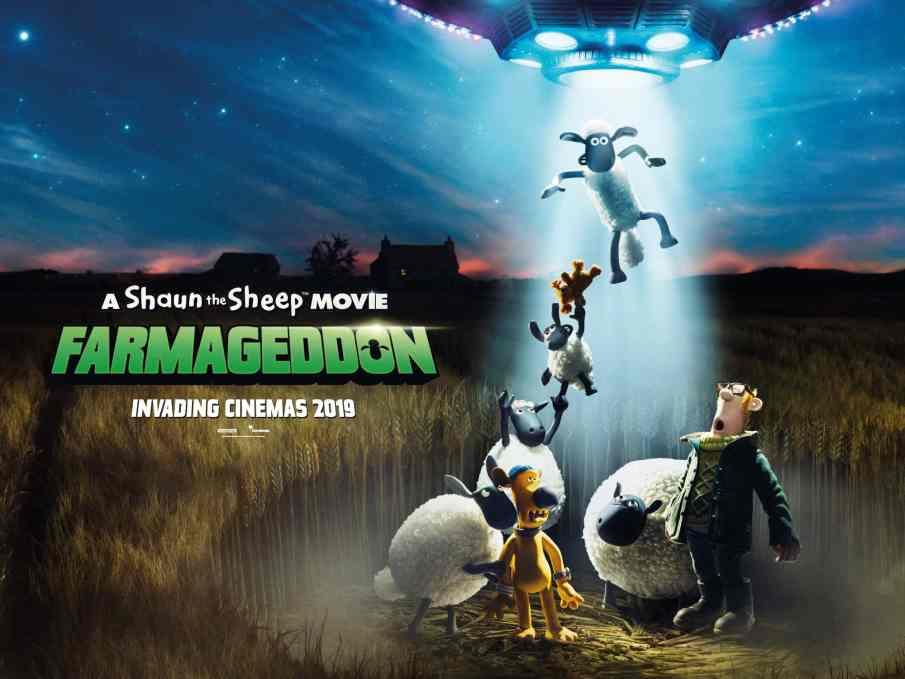 Farmageddon poster
